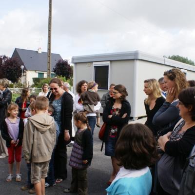 Inauguration Ecole Publique