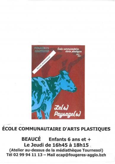 Ecole arts plastiques