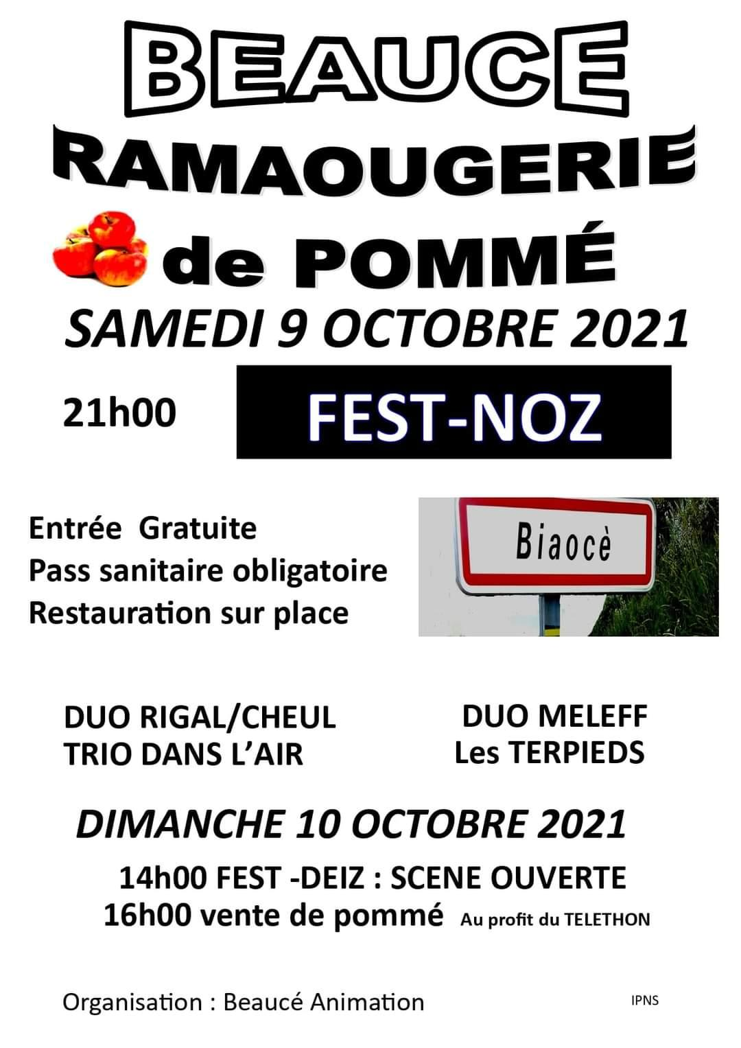Ramaougerie 2021