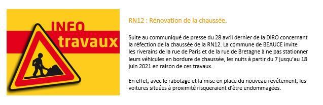 Rn12 travaux 1